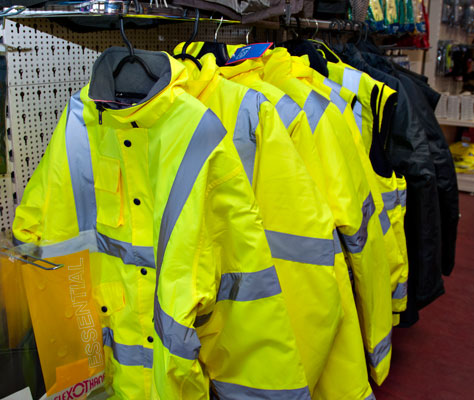 Clothing & Safety Wear