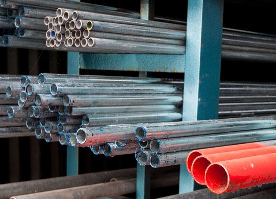 Building Steel